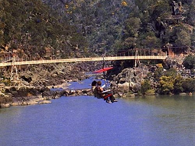 Launceston Cataract Gorge  Gorge Scenic Chairlift - Accommodation Perth