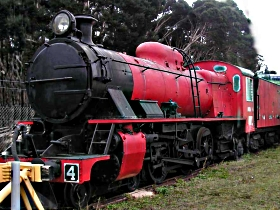 Don River Railway - Accommodation Perth