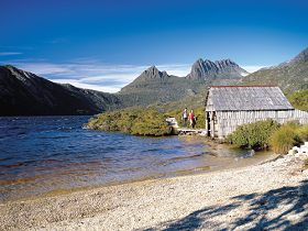 Dove Lake Circuit - Accommodation Perth