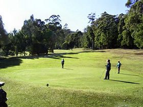 Sheffield Golf Course - Accommodation Perth