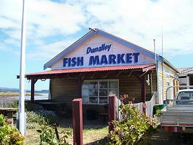 Dunalley Fish Market - Accommodation Perth