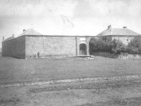 Oatlands Gaol House - Accommodation Perth