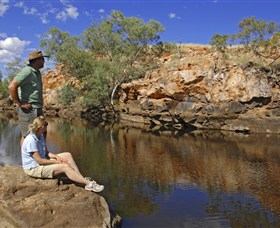 Davenport Range National Park - Accommodation Perth