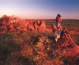 Kunjarra/The Pebbles - Accommodation Perth