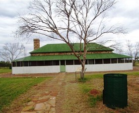 Tennant Creek Telegraph Station - Accommodation Perth