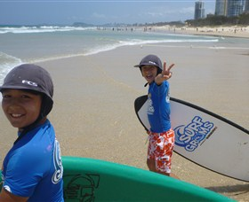Broadbeach Surf School - Accommodation Perth