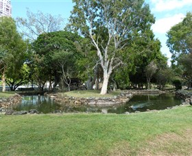 McIntosh Island Park - Accommodation Perth