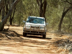 Ward River 4x4 Stock Route Trail - Accommodation Perth