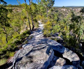 Isla Gorge Lookout