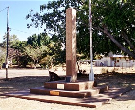 Mount Isa Memorial Cenotaph - Accommodation Perth
