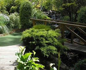 Grampians Adventure Golf MOCO Gallery  Cafe - Accommodation Perth
