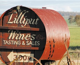 Lilliput Wines - Accommodation Perth