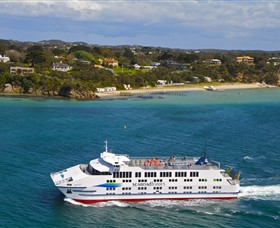 Searoad Ferries - Accommodation Perth