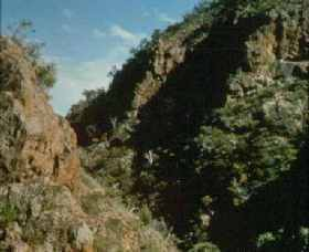 Werribee Gorge State Park - Accommodation Perth