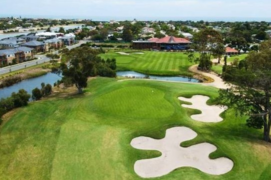 Patterson River Golf Club - Accommodation Perth