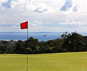 Rosebud Park Golf Course - Accommodation Perth
