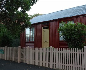 19th Century Portable Iron Houses - Accommodation Perth