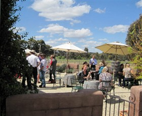 Flynns Wines  Heathcotean Bistro - Accommodation Perth
