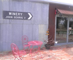 John Gehrig Wines - Accommodation Perth