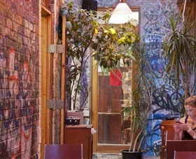 Sappho Books Cafe and Wine Bar - Accommodation Perth