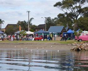 Greenwell Point Riverside Markets - Accommodation Perth