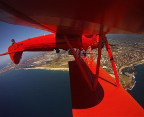 Southern Biplane Adventures - Accommodation Perth