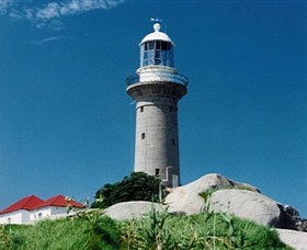 Montague Island Lighthouse - Accommodation Perth