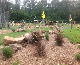 The Cove Miniature Golf Course - Accommodation Perth