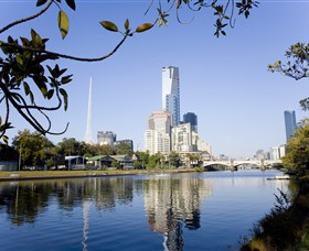 Yarra River - Accommodation Perth