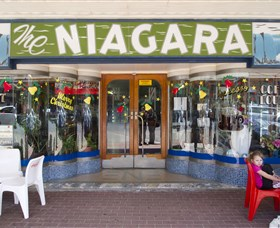Niagra Cafe - Accommodation Perth