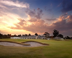 Kingston Heath Golf Club - Accommodation Perth