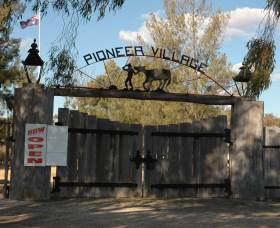 Inverell Pioneer Village - Accommodation Perth