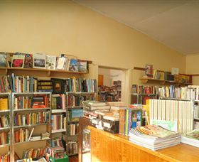 Corryong Browsers Bookshop - Accommodation Perth