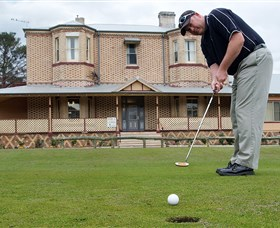 Lithgow Golf Club - Accommodation Perth
