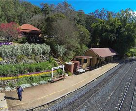 Spring Bluff Railway Station - Accommodation Perth
