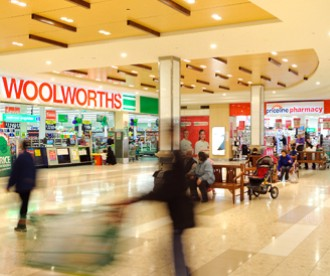 Ashfield Mall Shopping Centre
