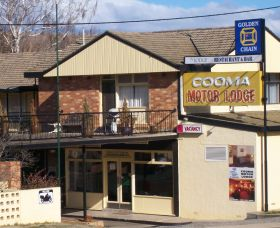 Cooma Motor Lodge Coach Tours - Accommodation Perth