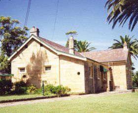 Carss Cottage Museum - Accommodation Perth