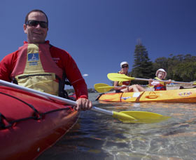 Bundeena Kayaks - Accommodation Perth