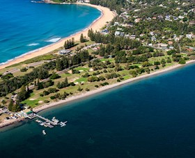 Palm Beach Golf Course - Accommodation Perth