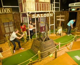Mega Mini Golf - Accommodation Perth