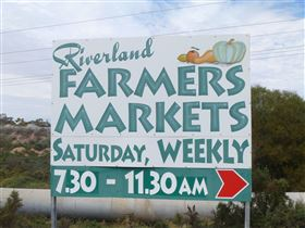 Riverland Farmers Market - Accommodation Perth