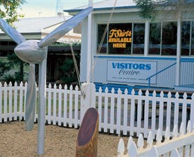 Charleville - Royal Flying Doctor Service Visitor Centre - Accommodation Perth