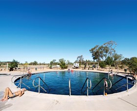 Lightning Ridge Bore Baths - Accommodation Perth
