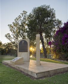 St George Pilots Memorial - Accommodation Perth