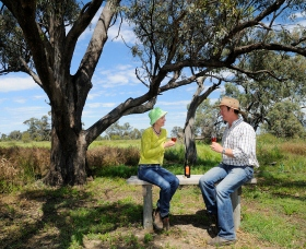 Restdown Wines and Walking Trail - Accommodation Perth