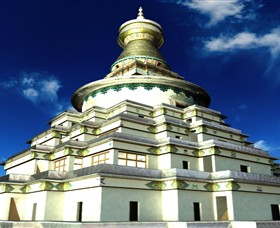 The Great Stupa of Universal Compassion - Accommodation Perth