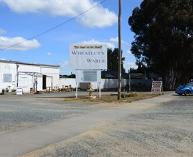 Wheatleys Wares - Accommodation Perth