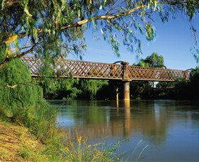 Narrandera Rail Bridge - Accommodation Perth