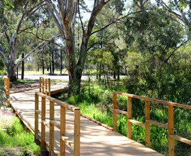 Green Corridor Walking Track - Accommodation Perth